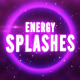 Energy splashes (Party / Event Promo) - VideoHive Item for Sale