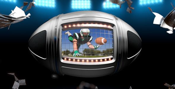 VideoHive Football Impact 10355187