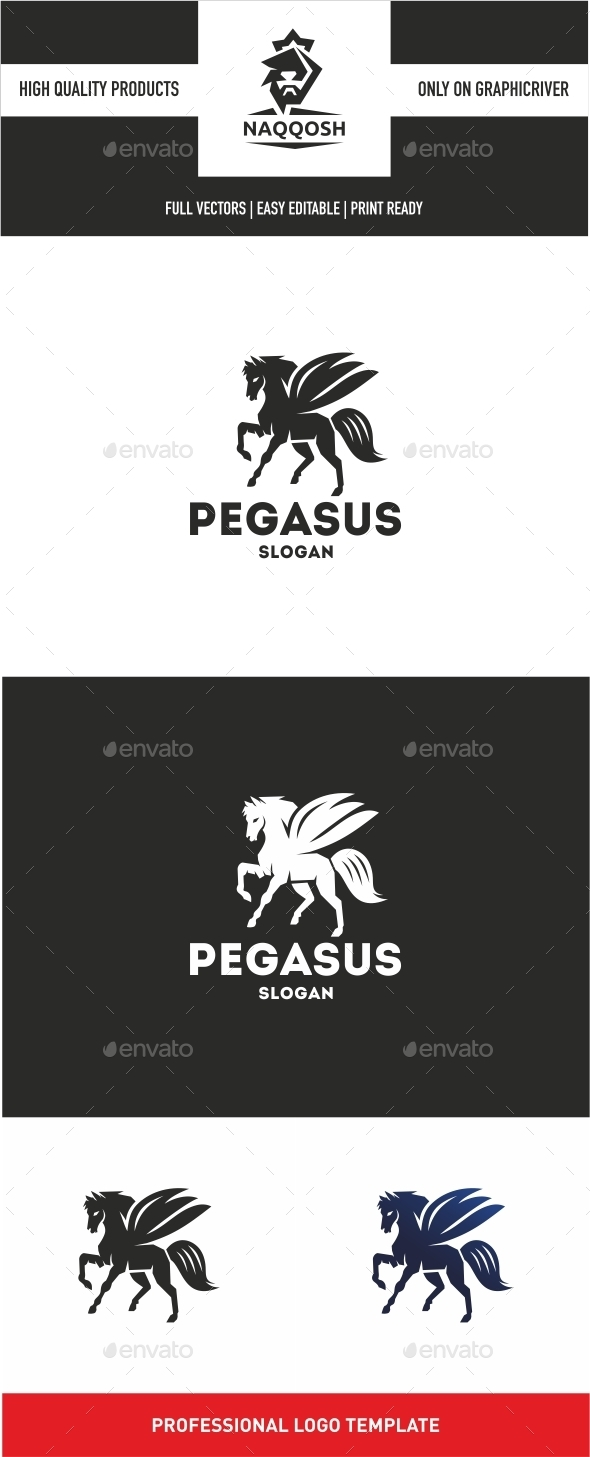 GraphicRiver PEGASUS 10355705