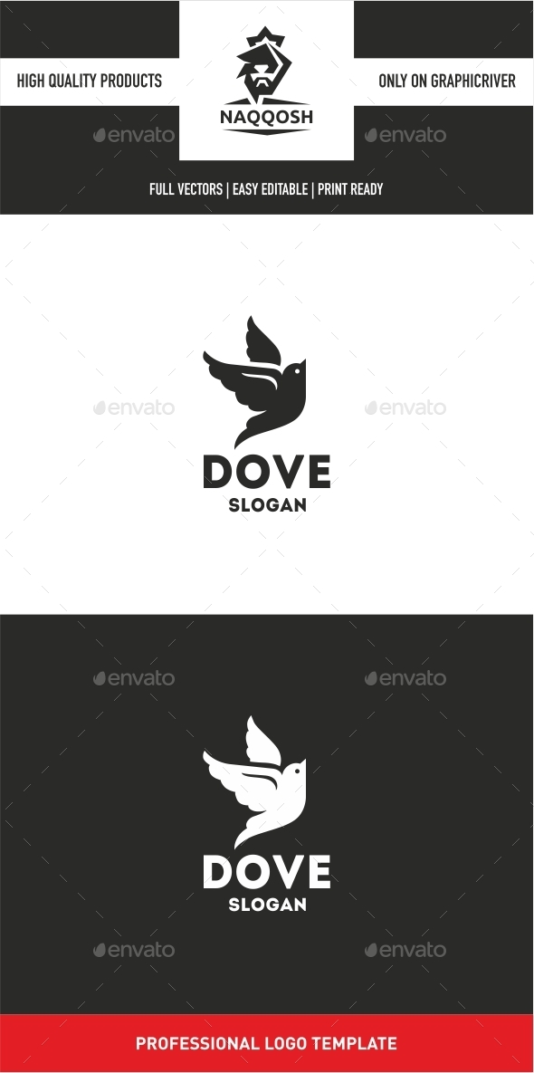 GraphicRiver DOVE 10355843
