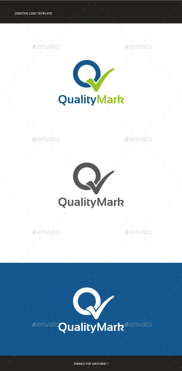 GraphicRiver Q Letter Logo Template 10356219
