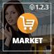 Market - Premium Responsive Magento Theme  - ThemeForest Item for Sale