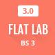 FlatLab - Bootstrap 3  Responsive Admin Template - ThemeForest Item for Sale