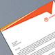 Clean Letterhead Design - GraphicRiver Item for Sale