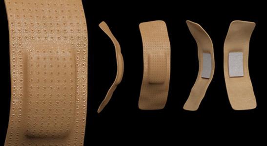 3DOcean Band Aid 3D Model 1043171