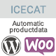 IceCat product information for woocommerce