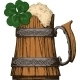 Irish Beer Mug - GraphicRiver Item for Sale