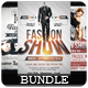 Fashion Show - Flyers Bundle [Vol.02] - GraphicRiver Item for Sale