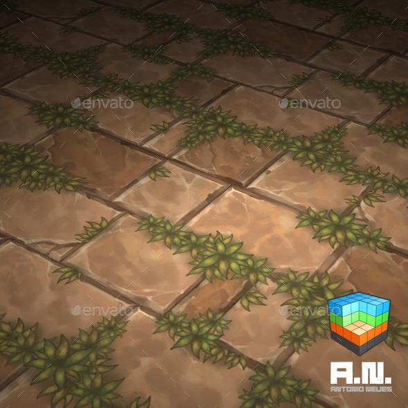 3DOcean Stone texture floor 03 10358336