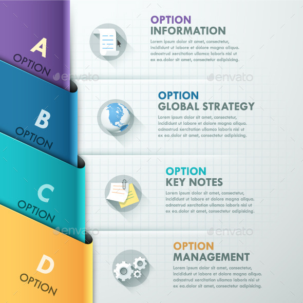 GraphicRiver Modern Infographic Options Template 10358510