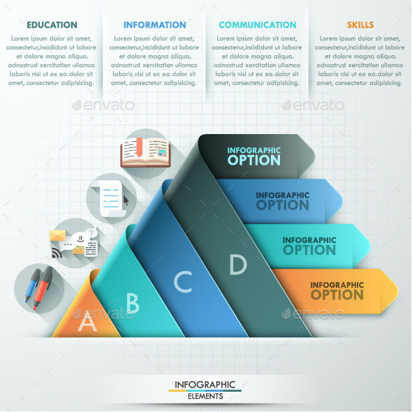 GraphicRiver Modern Infographic Options Template 10358553