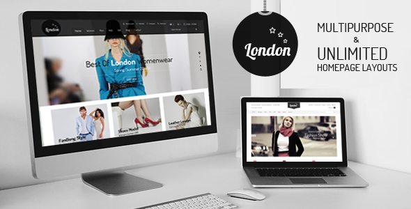 ThemeForest London Stars Premium Responsive Magento Theme 10359160