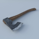 Axe - 3DOcean Item for Sale