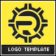 Rotary Club - Letter R Logo - GraphicRiver Item for Sale