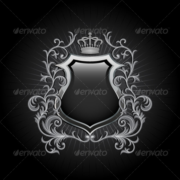 GraphicRiver Coat of arms 130584