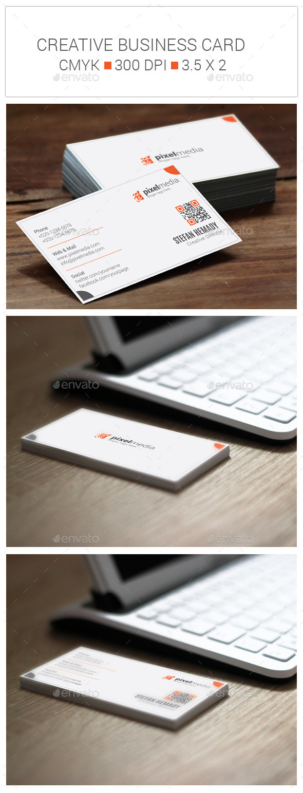 GraphicRiver Creative Business Card 10360472