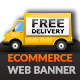 Ecommerce Web Banner - GraphicRiver Item for Sale