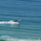 Fishing Boat Fast Floating on the Ocean Waves - VideoHive Item for Sale