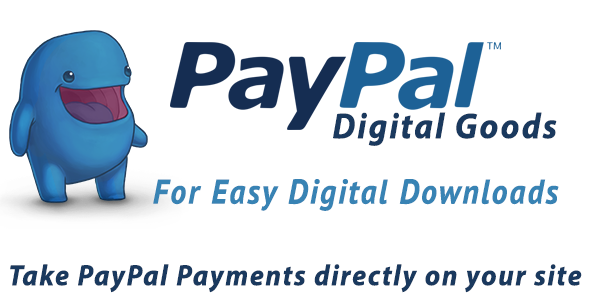 CodeCanyon Paypal Digital Goods for Easy Digital Downloads 10363339