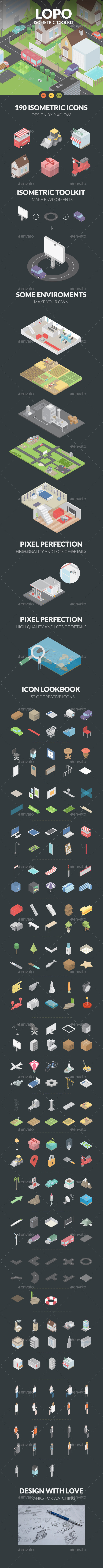 GraphicRiver City Builder Kit 10363497
