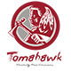 Tomahawk Priority Mail Couriers Logo - GraphicRiver Item for Sale