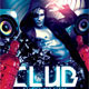Club Dance Night Party Flyer - GraphicRiver Item for Sale