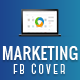 Marketing Facebook Cover - GraphicRiver Item for Sale