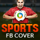 Sports Facebook Cover - GraphicRiver Item for Sale