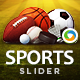 Sports Slider - GraphicRiver Item for Sale