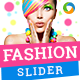 Fashion Accessories Slider - GraphicRiver Item for Sale
