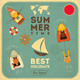 Summer Holidays - GraphicRiver Item for Sale