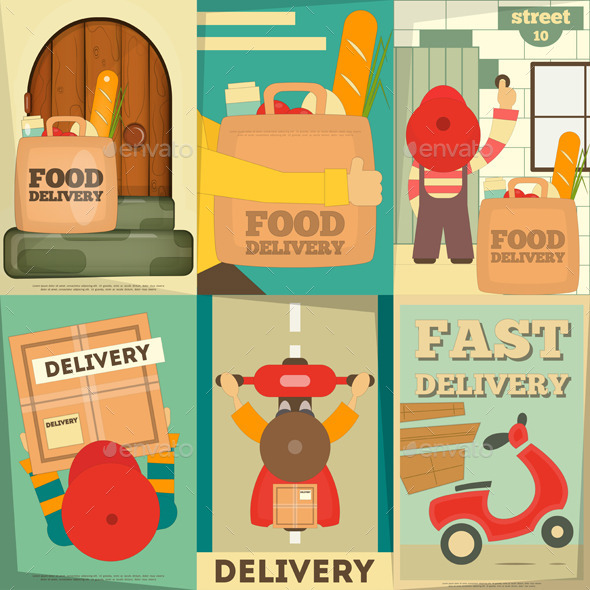 GraphicRiver Delivery 10364590
