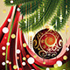 Red Ball and Branches - GraphicRiver Item for Sale