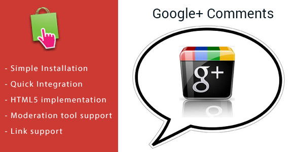 Google Plus Comments - CodeCanyon Item for Sale