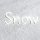 Seamless Snow Texture - 3DOcean Item for Sale