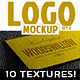 Complete Paper Logo Mock-Up (pack 1/3) - GraphicRiver Item for Sale