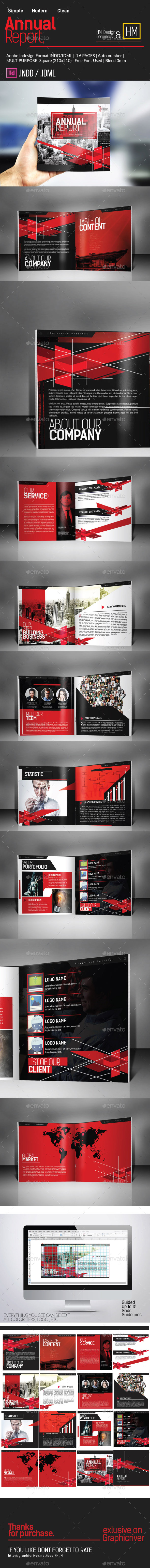 GraphicRiver Multipurpose Corporate Brochure template 10366218
