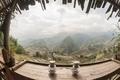Dual coffee vietnamese style panorama view. - PhotoDune Item for Sale
