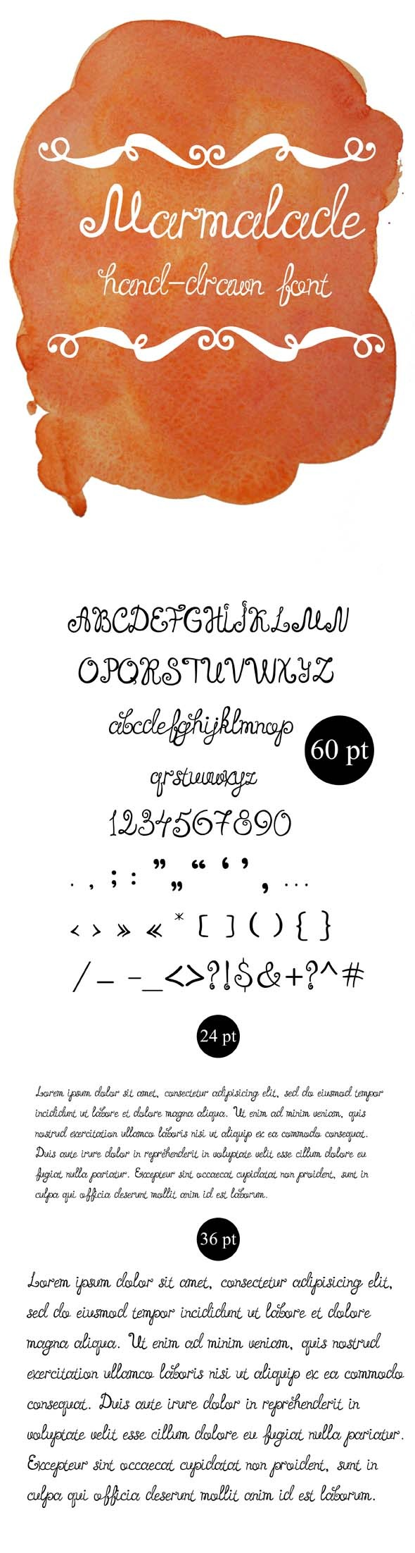 GraphicRiver Marmalade Hand-Written Font 10367032