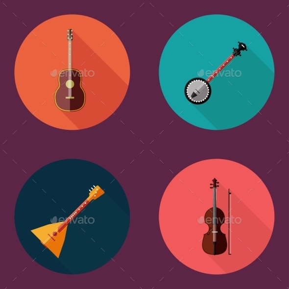GraphicRiver Musical Instrument 10367260