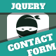 Ninja Kick: jQuery Contact Form - CodeCanyon Item for Sale