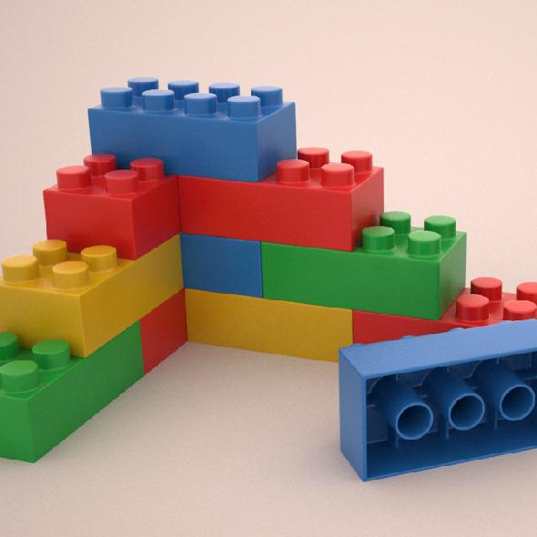 3DOcean Lego 10368279