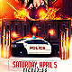 Bad Girls Party Flyer Template - GraphicRiver Item for Sale