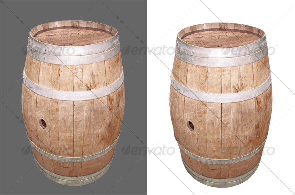 GraphicRiver Barrel 43310