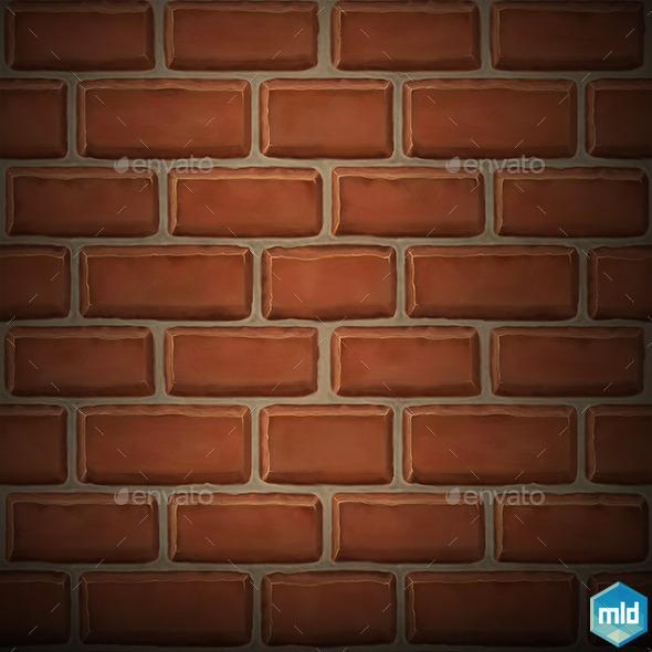 Brick Tile Texture 01 - 3DOcean Item for Sale