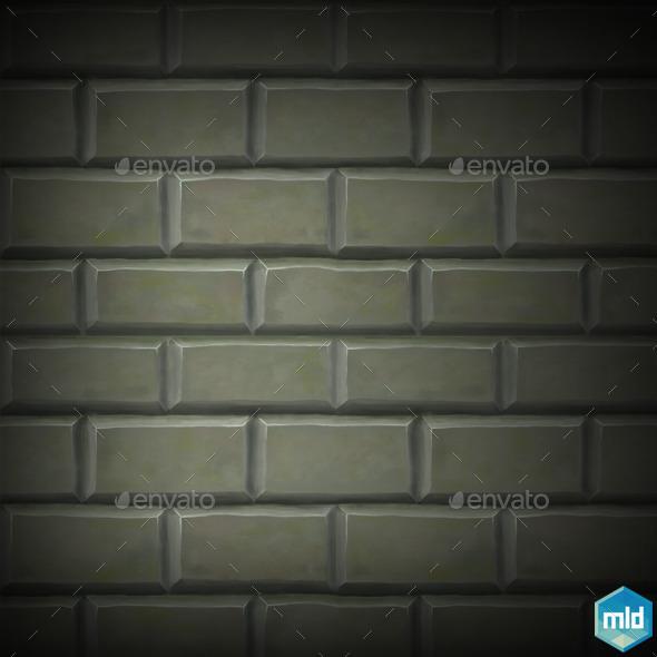 Brick Tile Texture 02 - 3DOcean Item for Sale
