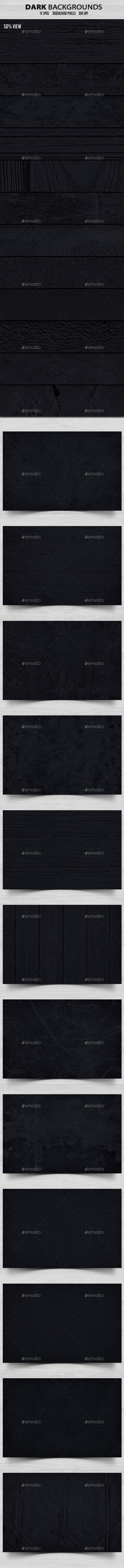 GraphicRiver Dark Backgrounds 10371779