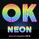 Alphabet of Neon Tubes - GraphicRiver Item for Sale
