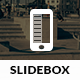 Slidebox | Mobile & Tablet Responsive Template - Mobile Site Templates