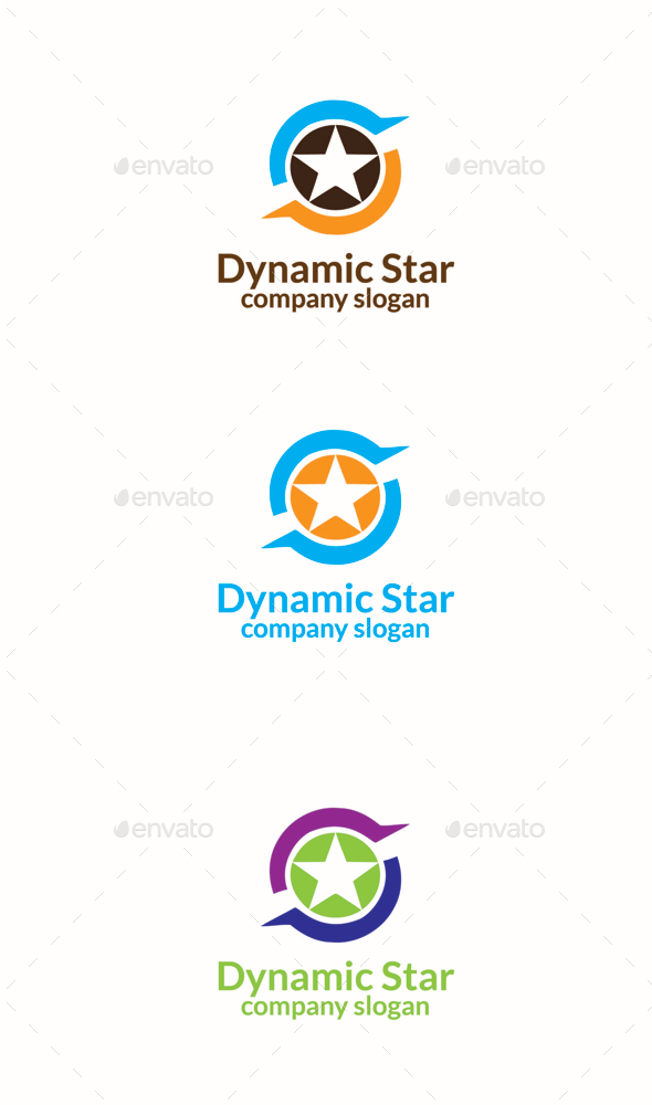 GraphicRiver Dynamic Star 10371976